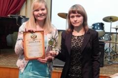 Е.В.Вычегжанина, И.А.Терехова - 1 место(1)