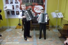 Сергей Зыков и Данил Гурьев