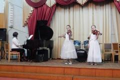 Дуэт скрипачей Яранск