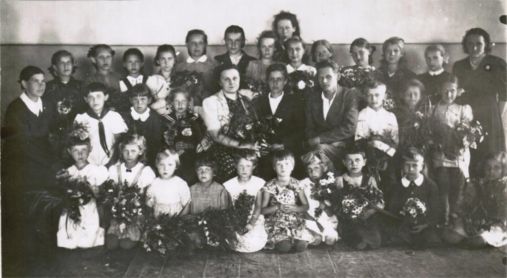 Июнь 1947 г (ср.шк.№1) фото 12