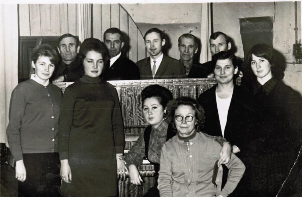 Пед.кол. преп.ДМШ 1969 г. фото 25