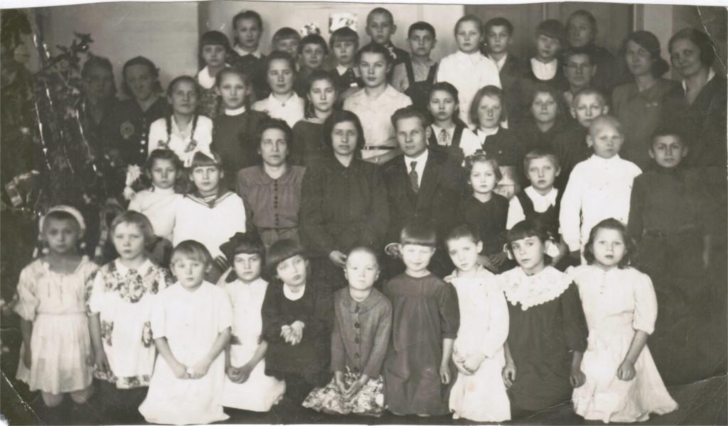Январь 1948 г. муз.шк.(педучилище) фото 13