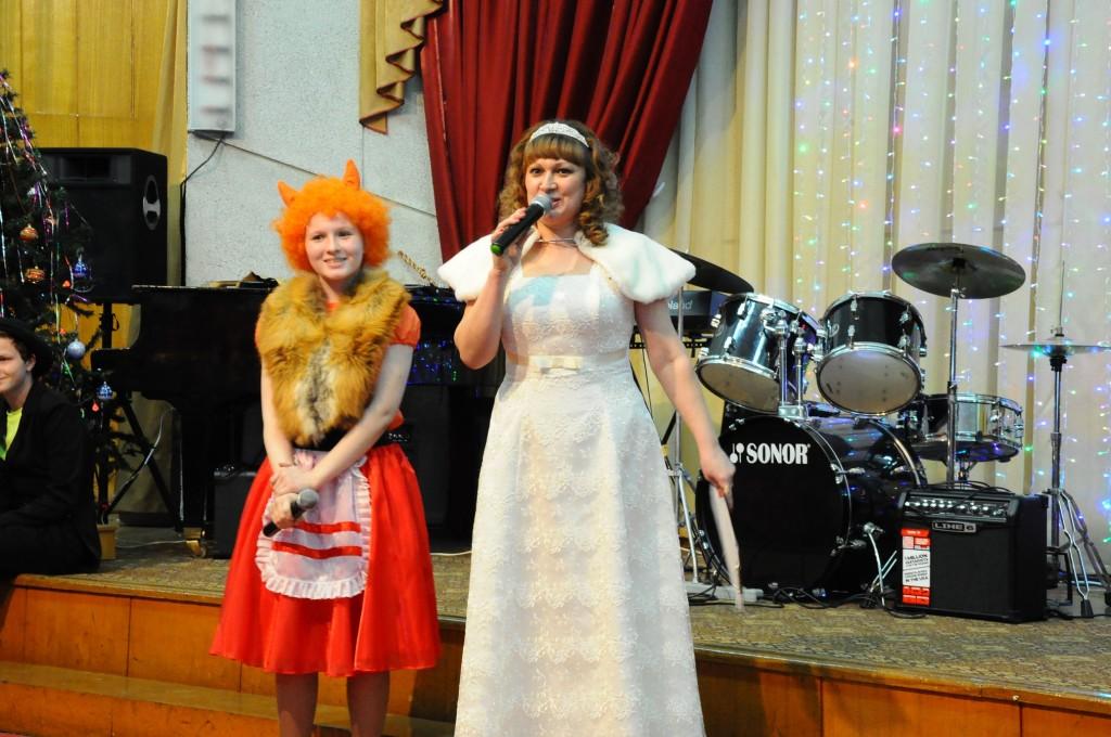лиса Алиса и сказочная фея