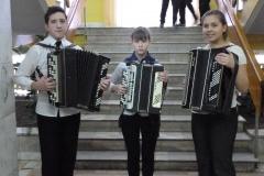 Трио баянистов